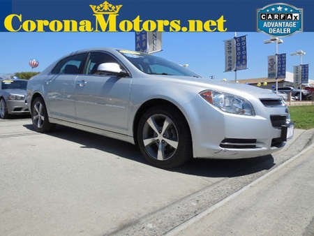 2012 Chevrolet Malibu LT w/1LT for Sale  - 12144  - Corona Motors