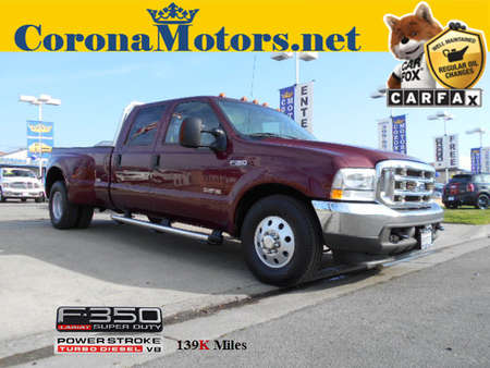 2004 Ford F-350 Lariat for Sale  - 12660  - Corona Motors