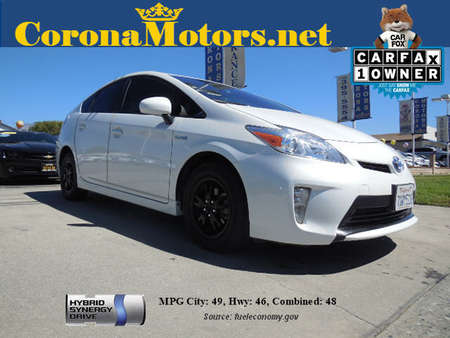 2014 Toyota Prius Two for Sale  - 12174  - Corona Motors
