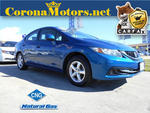 2013 Honda Civic CNG  - 12329  - Corona Motors