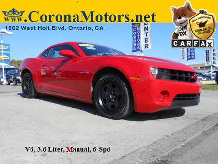 2011 Chevrolet Camaro 1LS for Sale  - 12659  - Corona Motors