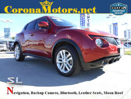 2013 Nissan Juke SL for Sale  - 12362  - Corona Motors