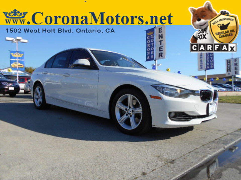 2013 BMW 3 Series 328i  - 12674  - Corona Motors