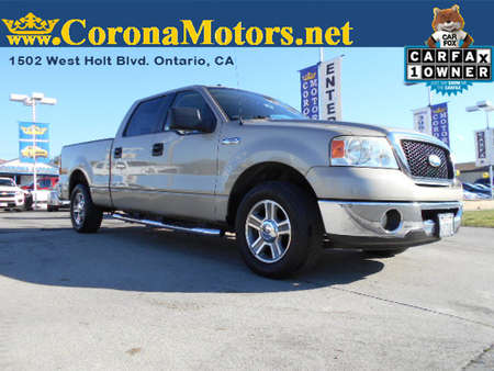 2007 Ford F-150 XLT for Sale  - 12672  - Corona Motors