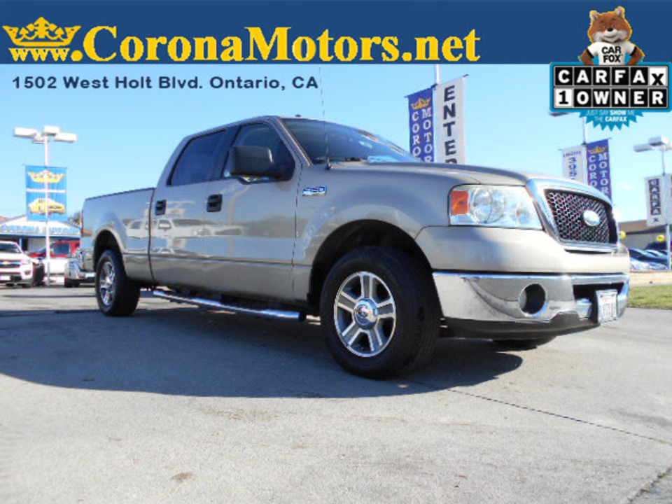2007 Ford F-150 XLT  - 12672  - Corona Motors