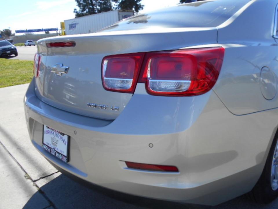 2014 Chevrolet Malibu  - Corona Motors