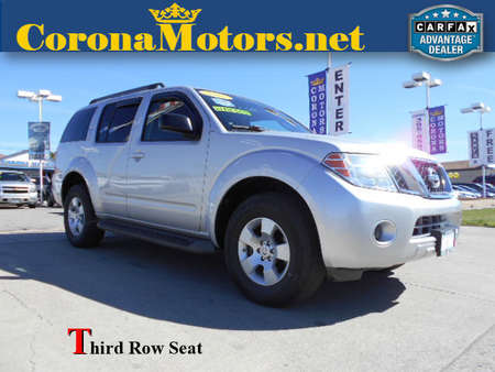 2012 Nissan Pathfinder S for Sale  - 12347  - Corona Motors