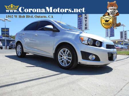2015 Chevrolet Sonic LT for Sale  - 13124  - Corona Motors