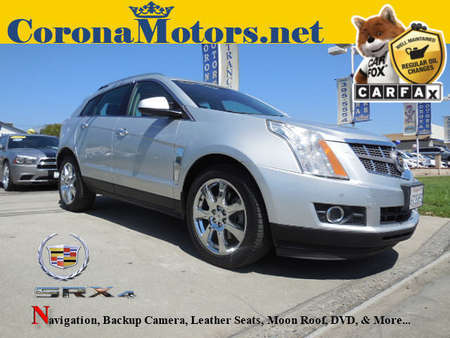 2012 Cadillac SRX Premium Collection for Sale  - 12172  - Corona Motors