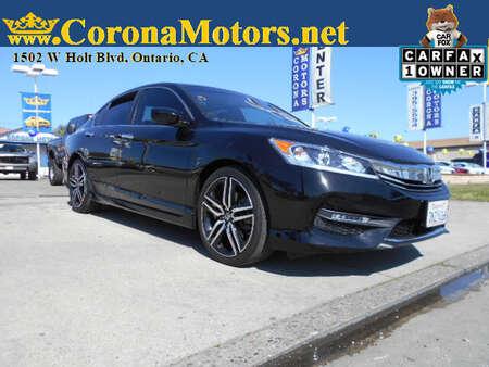 2016 Honda Accord Sedan Sport for Sale  - 12700  - Corona Motors