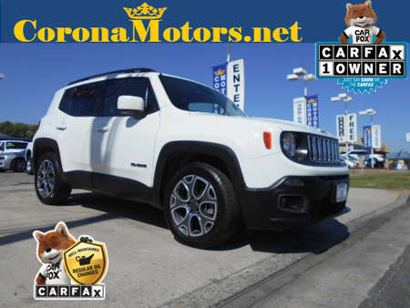 2015 Jeep Renegade Latitude for Sale  - 12518  - Corona Motors