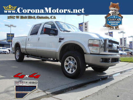 2008 Ford F-250 King Ranch 4WD for Sale  - 13116  - Corona Motors