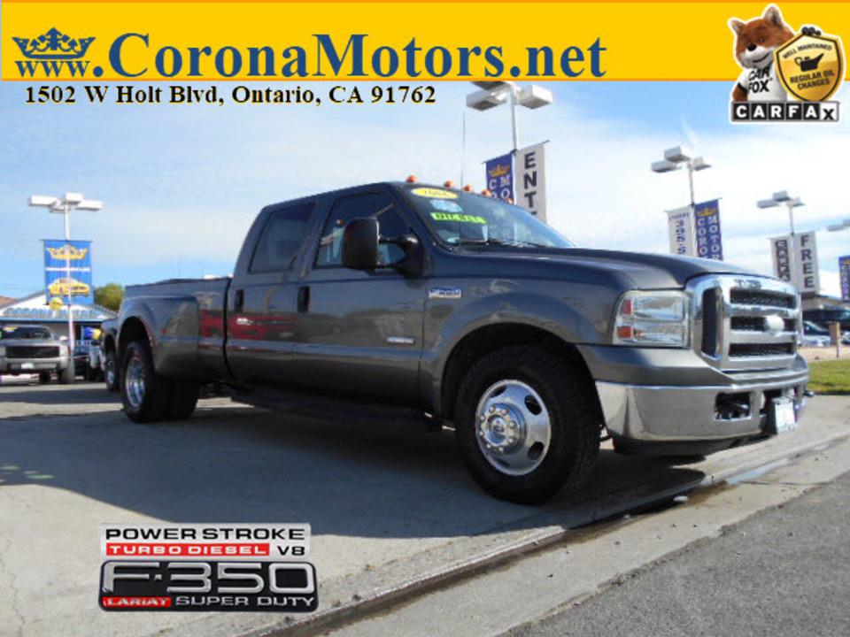 2006 Ford F-350 Lariat  - 12685  - Corona Motors