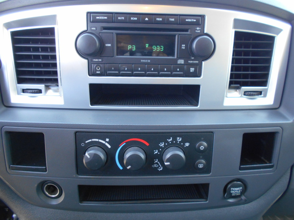2007 Dodge Ram 2500  - Corona Motors