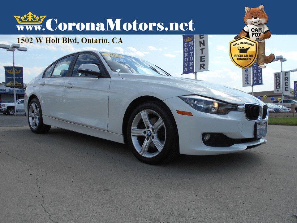2013 BMW 3 Series 320i  - 13115  - Corona Motors