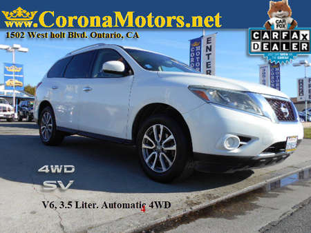 2013 Nissan Pathfinder SV for Sale  - 12667  - Corona Motors