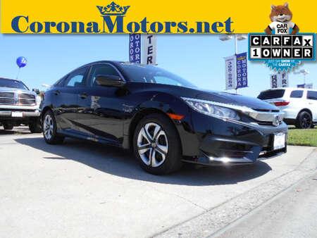 2016 Honda Civic Sedan LX for Sale  - 12539  - Corona Motors