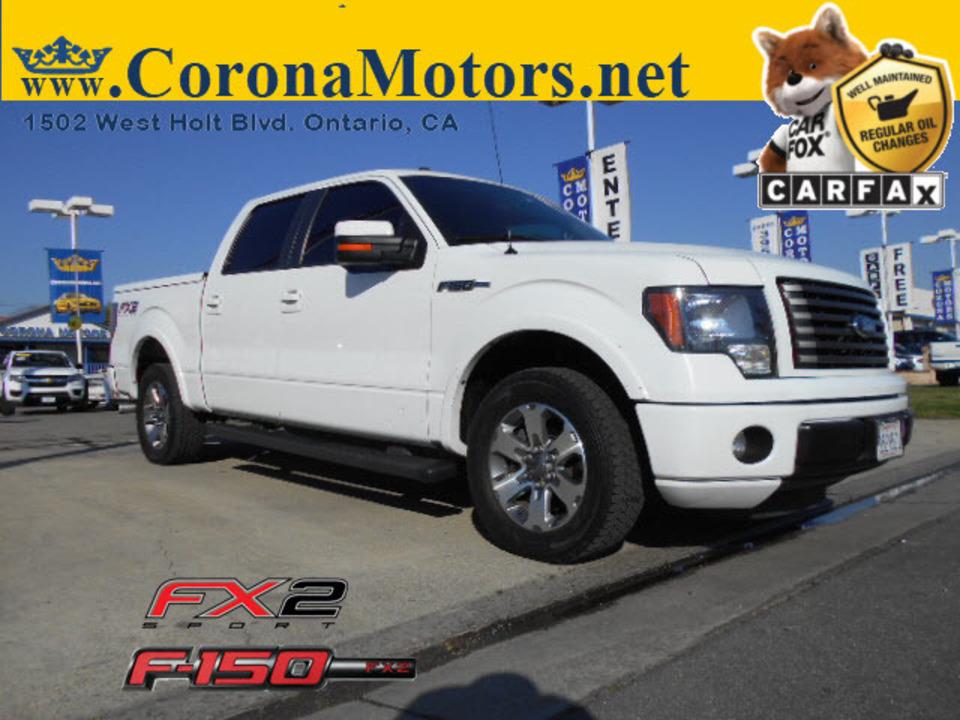 2012 Ford F-150 FX2  - 12676  - Corona Motors