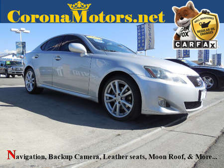 2007 Lexus IS 250  for Sale  - 12191  - Corona Motors