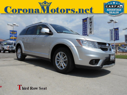 2014 Dodge Journey  - Corona Motors