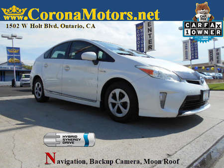 2012 Toyota Prius Three for Sale  - 12867  - Corona Motors