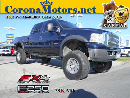 2006 Ford F-250 XLT for Sale  - 12688  - Corona Motors