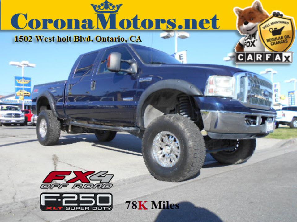 2006 Ford F-250 XLT  - 12688  - Corona Motors