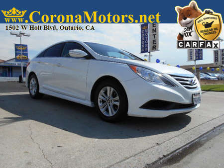2014 Hyundai Sonata GLS for Sale  - 12865  - Corona Motors