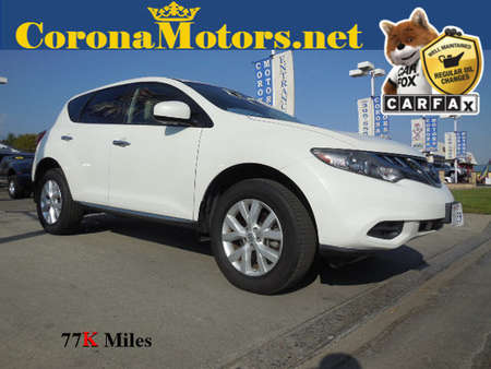 2011 Nissan Murano S for Sale  - 12190  - Corona Motors