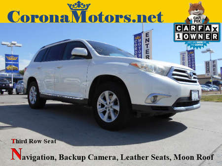 2011 Toyota Highlander SE for Sale  - 12403  - Corona Motors