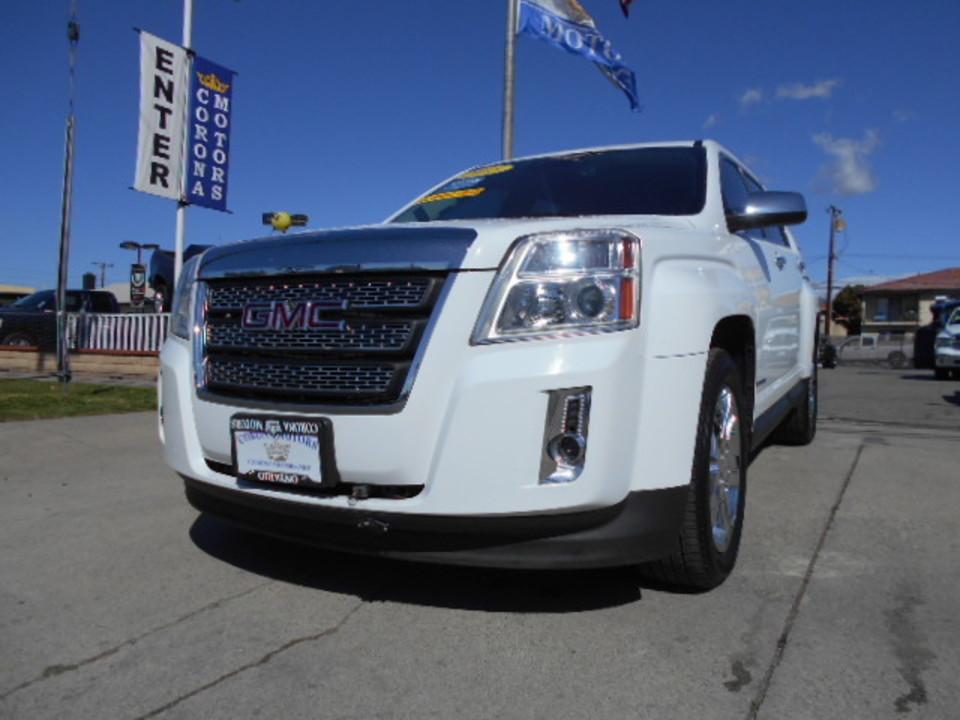 2013 GMC TERRAIN  - Corona Motors