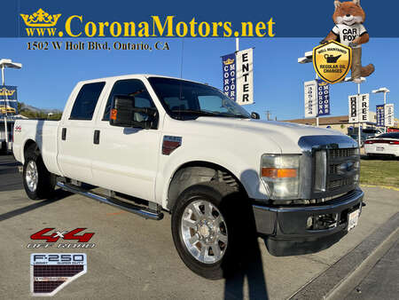 2008 Ford F-250 Lariat for Sale  - 12984  - Corona Motors