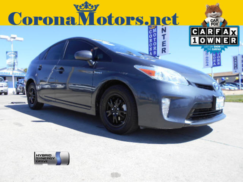 2015 Toyota Prius  - Corona Motors