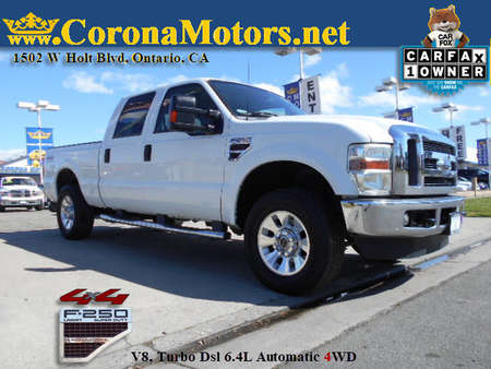 2008 Ford F-250 Lariat for Sale  - 12691  - Corona Motors