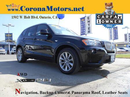 2014 BMW X3 xDrive28i for Sale  - 13126  - Corona Motors