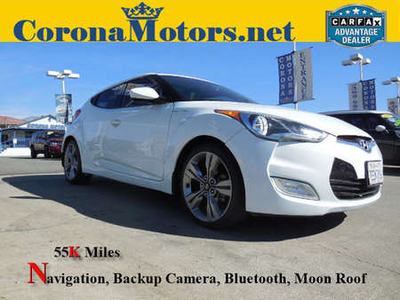 2013 Hyundai Veloster w/Navigation for Sale  - 12208  - Corona Motors