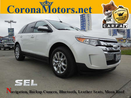 2012 Ford Edge SEL for Sale  - 12051R  - Corona Motors