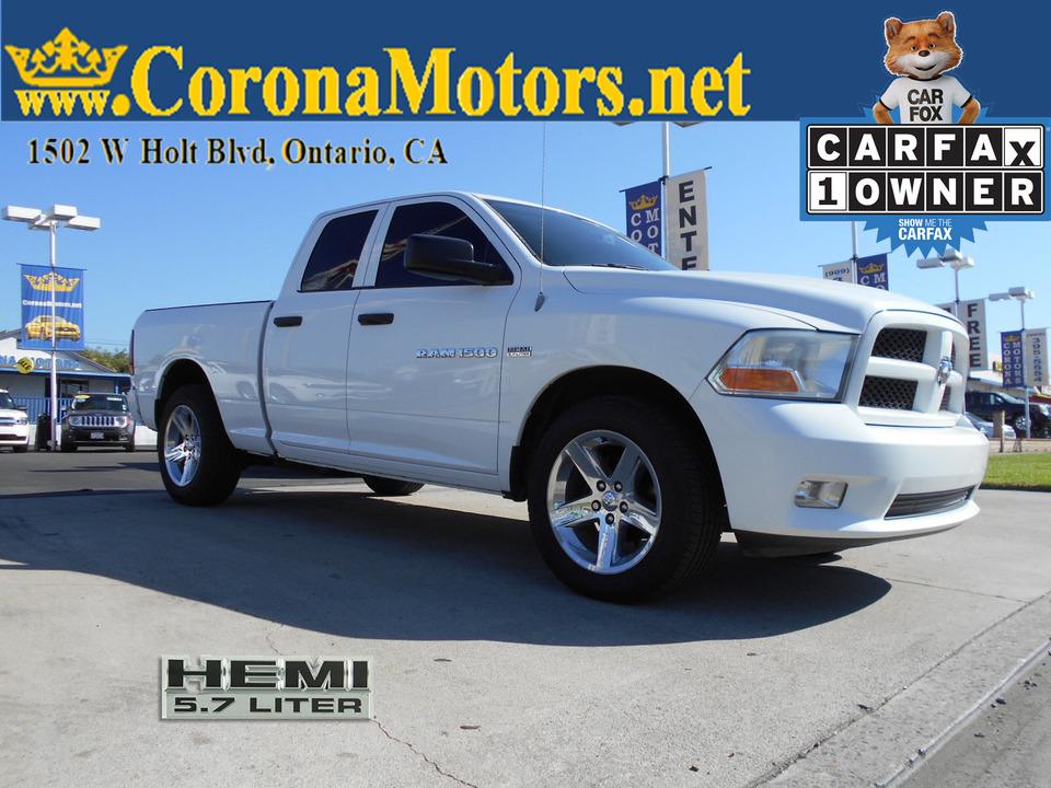 2012 Ram 1500 Express  - 12909  - Corona Motors