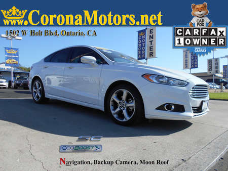 2015 Ford Fusion SE for Sale  - 12906  - Corona Motors