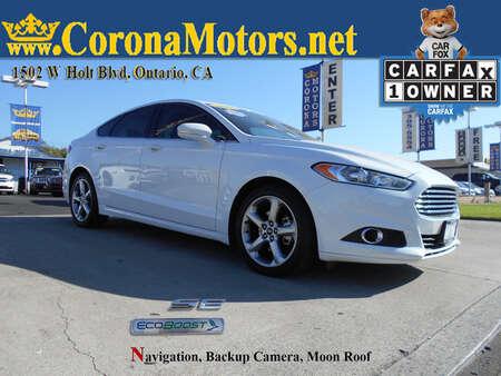 2015 Ford Fusion SE for Sale  - 12906  - Corona Motors
