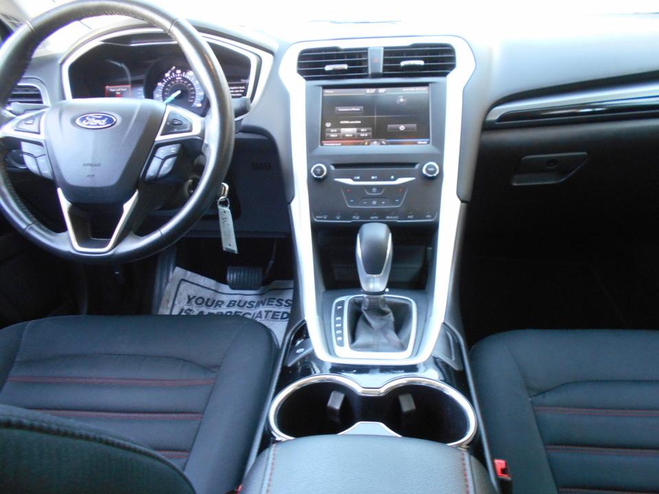2015 Ford Fusion  - Corona Motors