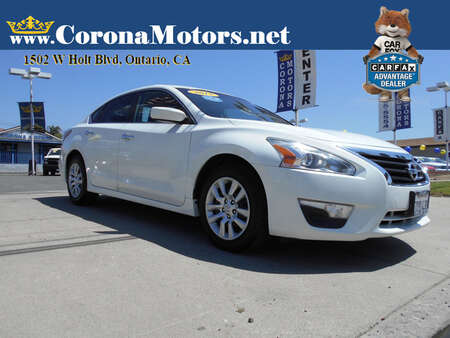 2015 Nissan Altima 2.5 S for Sale  - 13155  - Corona Motors