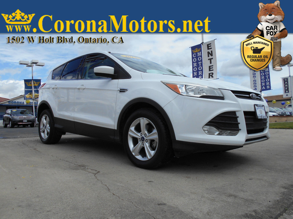 2015 Ford Escape SE  - 13022  - Corona Motors