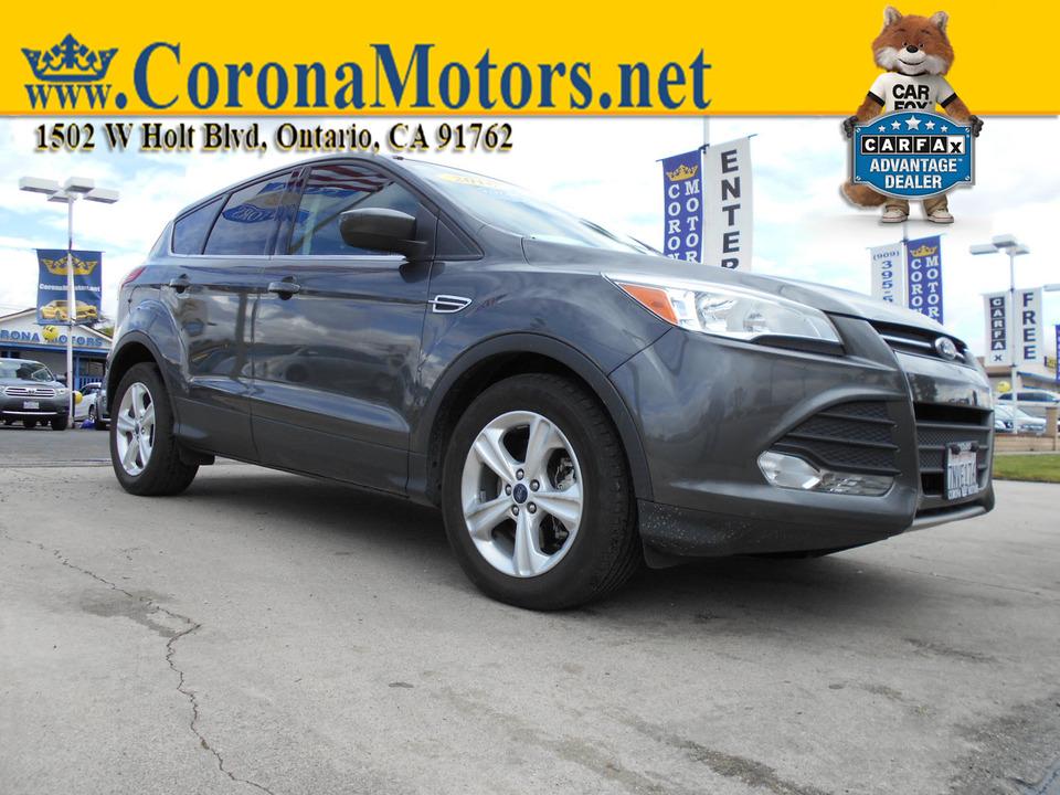 2016 Ford Escape SE  - 13023  - Corona Motors