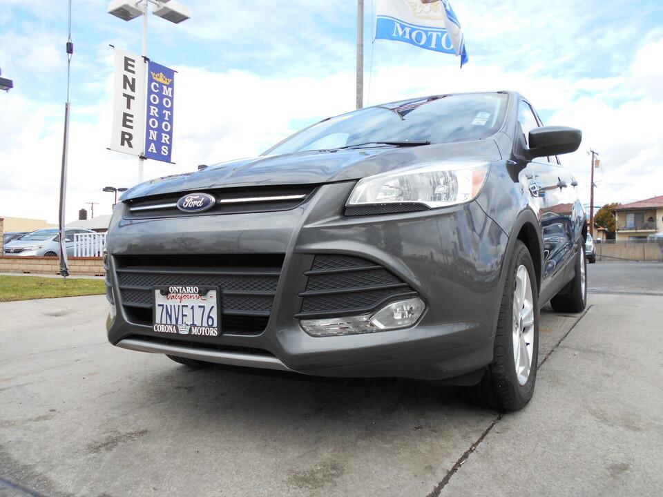 2016 Ford Escape  - Corona Motors