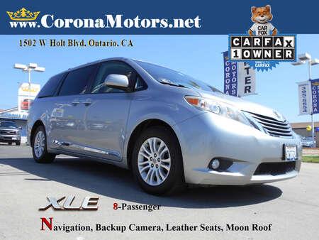2012 Toyota Sienna XLE for Sale  - 13196  - Corona Motors