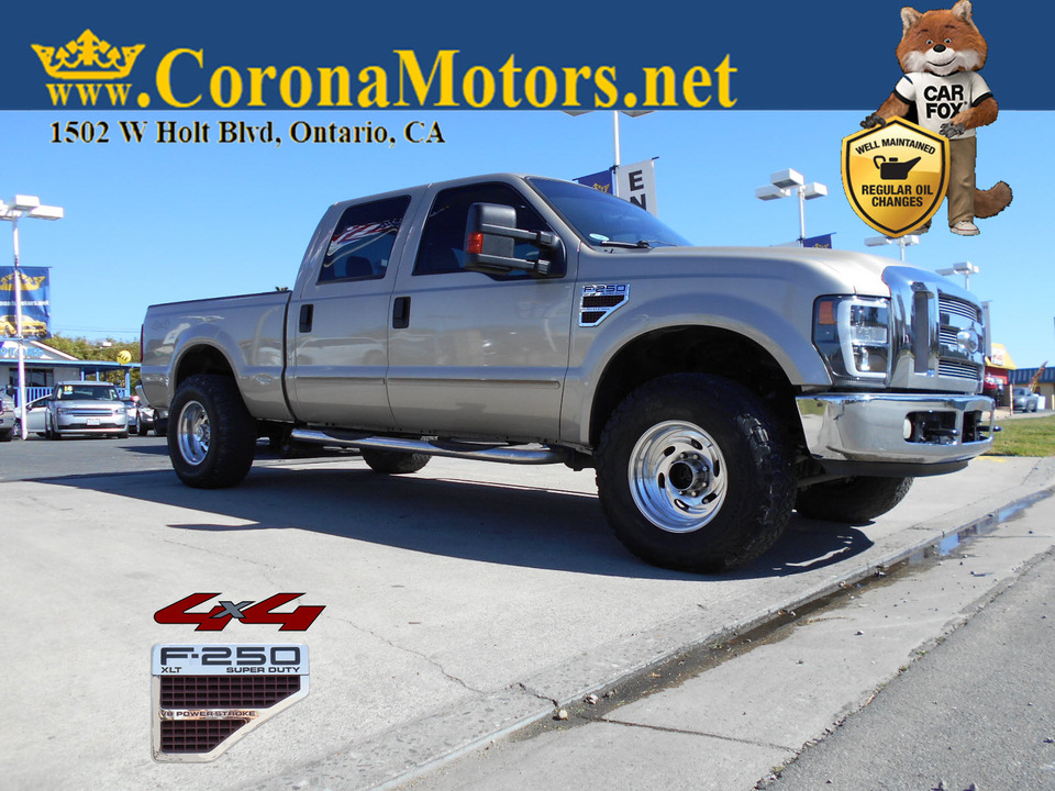 2008 Ford F-250 XLT  - 13007  - Corona Motors