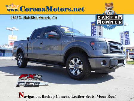 2013 Ford F-150 FX4 for Sale  - 13191  - Corona Motors