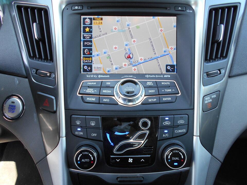 2013 Hyundai Sonata Hybrid  - Corona Motors