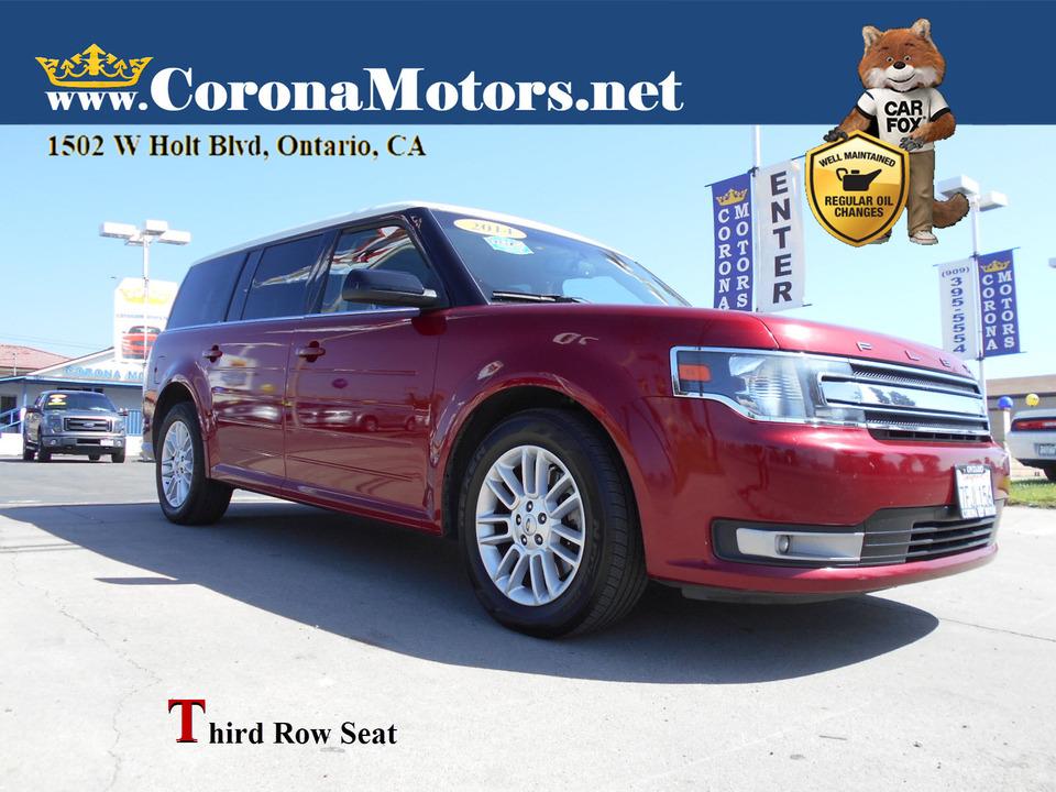 2014 Ford Flex SEL  - 13194  - Corona Motors